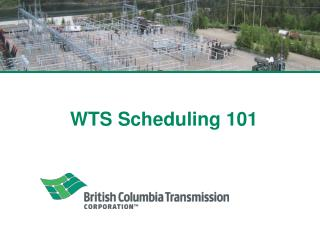 WTS Scheduling 101