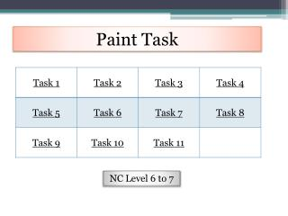 Paint Task