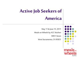 Active Job Seekers of America
