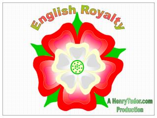 English Royalty