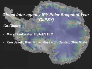 Global Inter-agency IPY Polar Snapshot Year  (GIIPSY)