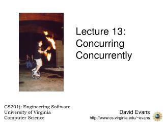 David Evans cs.virginia/~evans