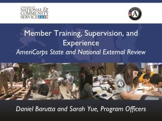 AmeriCorps Citizenship Training