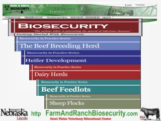 http :// FarmAndRanchBiosecurity