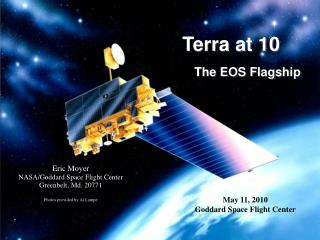 Terra at 10