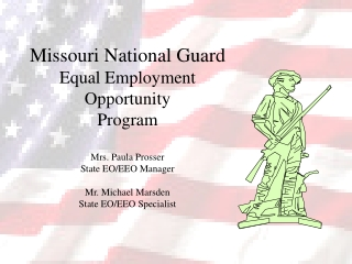 NATIONAL GUARD BUREAU SEXUAL ASSAULT PREVENTION AND RESPONSE PROGRAM