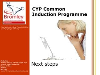 CYP Common Induction Programme