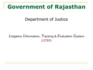 Government of Rajasthan