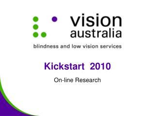 Kickstart  2010