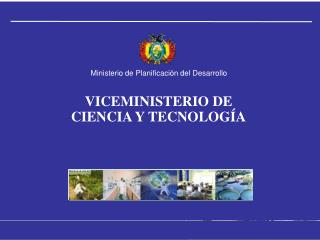 Ministerio de Planificación del Desarrollo