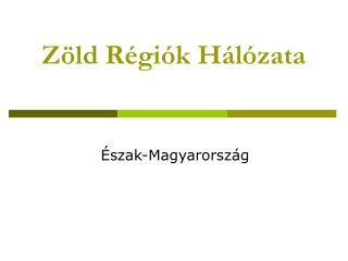 Zöld Régiók Hálózata