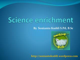 Science enrichment