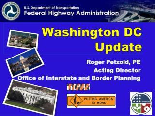 Washington DC Update