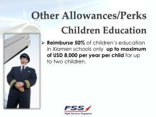 Other Allowances/Perks