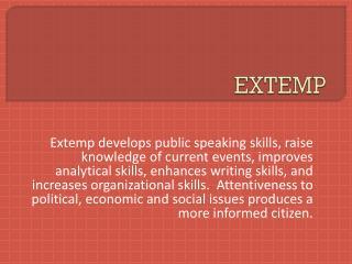 EXTEMP