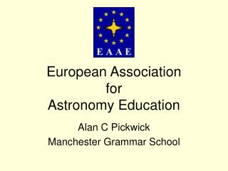 European Association for Astronomy Education