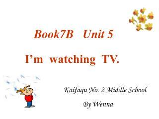 Book7B   Unit 5