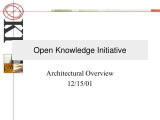 Open Knowledge Initiative