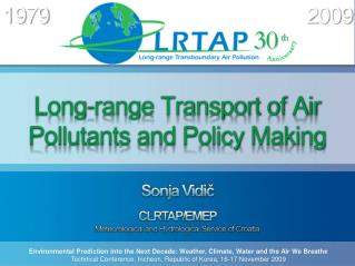 Long-range Transport of Air Pollutants and Policy Making
