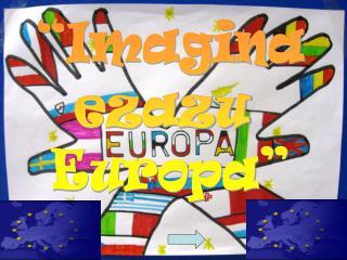 """""""Imagina ezazu  Europa"""""""