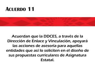 Acuerdo 11