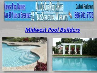 Midwest Pool Builders