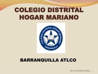 COLEGIO DISTRITAL HOGAR MARIANO