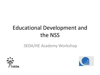 Educational Development and the NSS