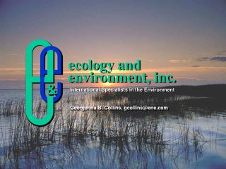 ecology and environment, inc.