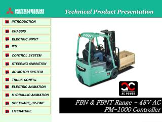 Technical Product Presentation