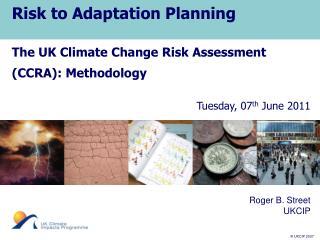 Risk to Adaptation Planning