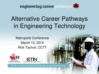 Alternative Career Pathways in Engineering Technology