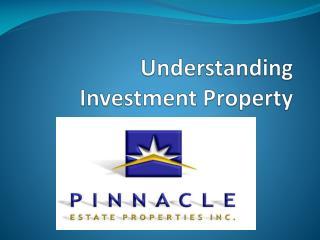Understanding Investment Property