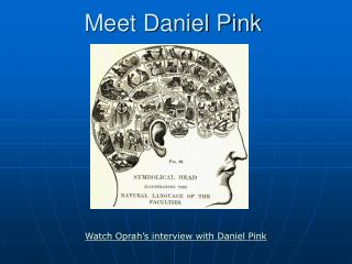 Meet Daniel Pink