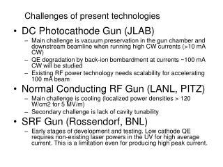 DC Photocathode Gun (JLAB)