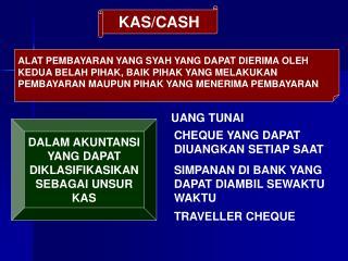 KAS/CASH