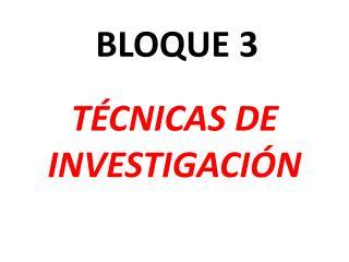 BLOQUE 3