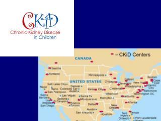 CKiD Study Design