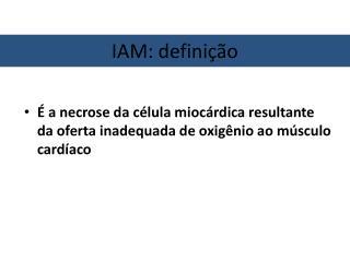 IAM: definição