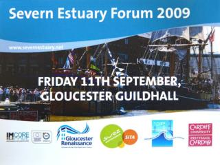 Cllr Peter Tyzack – Chair Severn Estuary Partnership Welcome and Introductions