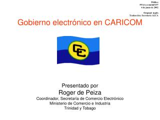 Gobierno electrónico en CARICOM