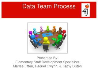 Data Review and the  Data Team Process