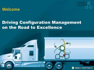 Driving Configuration Management on the Road to Excellence