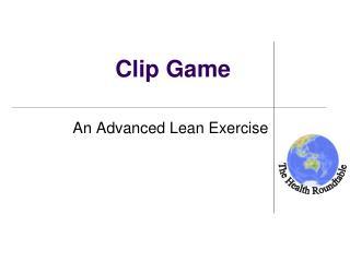 Clip Game