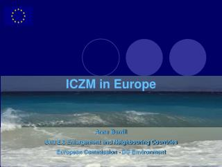 ICZM in Europe