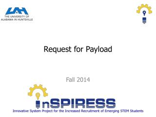 Request for Payload