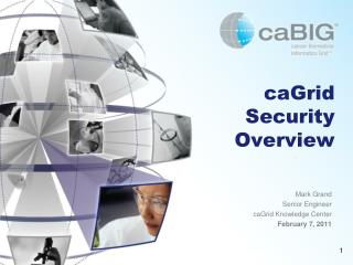 caGrid Security Overview