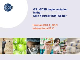 GS1 GDSN Implementation  in the  Do It Yourself (DIY) Sector