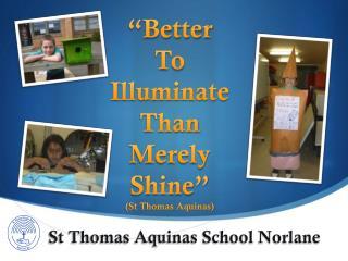 St Thomas Aquinas School Norlane
