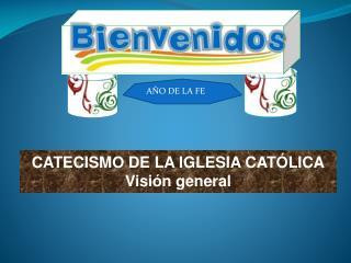 CATECISMO  DE LA IGLESIA  CATÓLICA Visión general